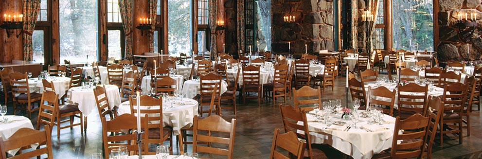 The Majestic Yosemite Hotel Dining Room Discover